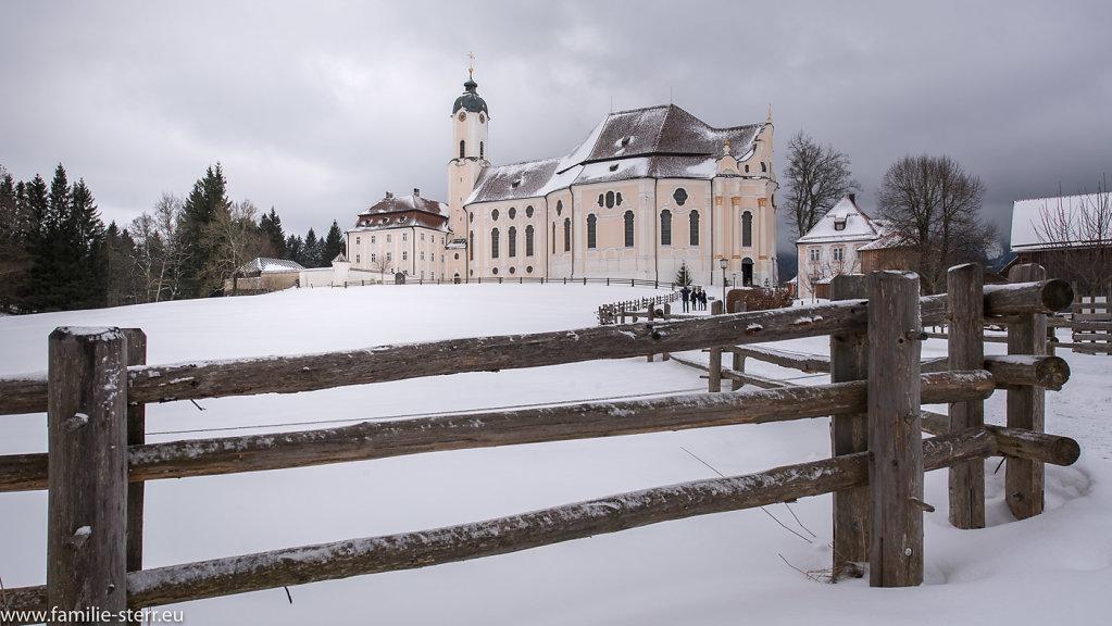 Ausflug Schongau und Wieskirche