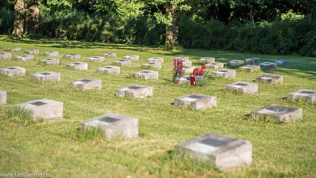 Italienischer Soldatenfriedhof München