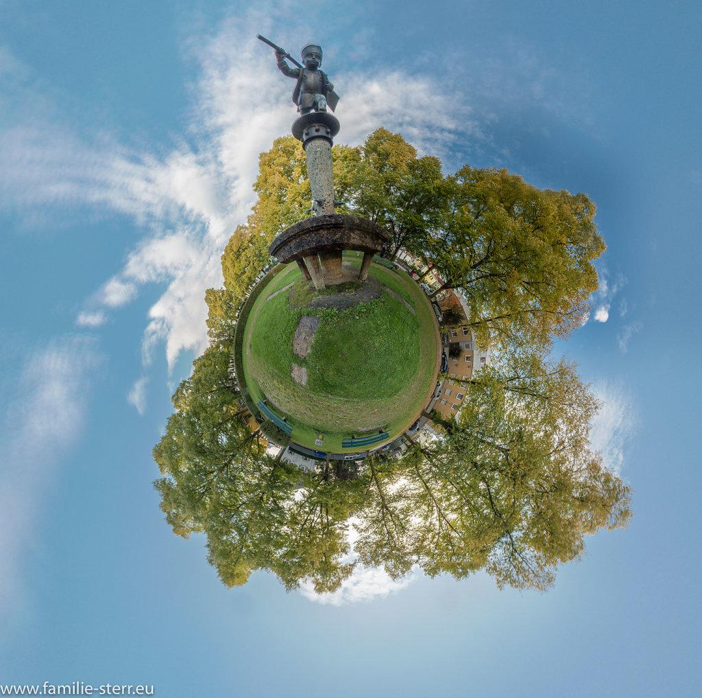 Schueleinbrunnen in Muenchen