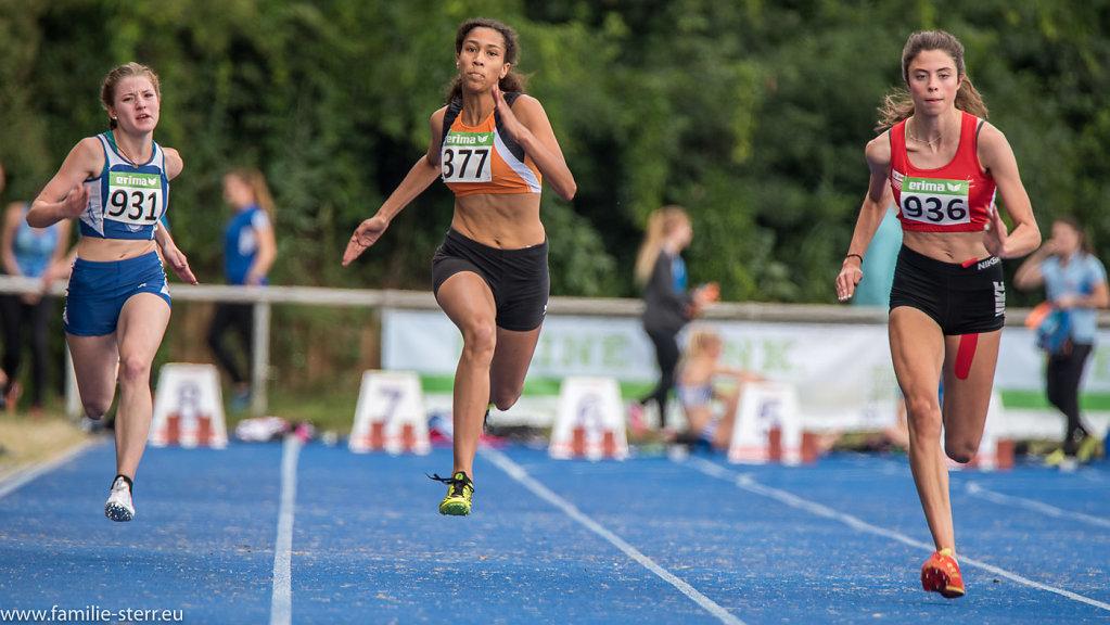 Leichtathletik Bayerische Meisterschaften Erding 2016