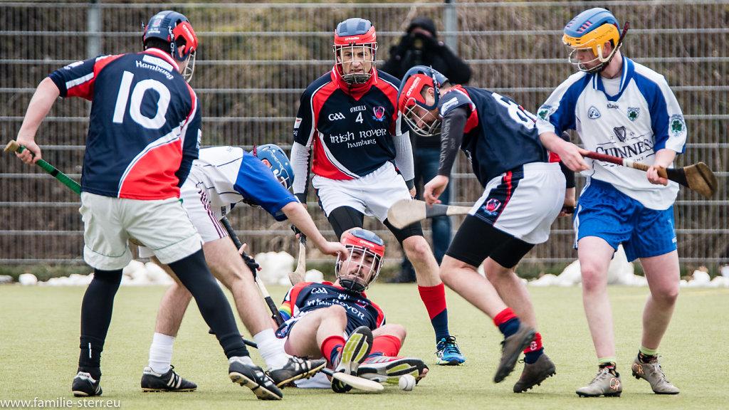 Gaelic Football März 2016