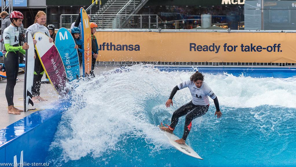 Surf and Style Flughafen München Oktober 2016