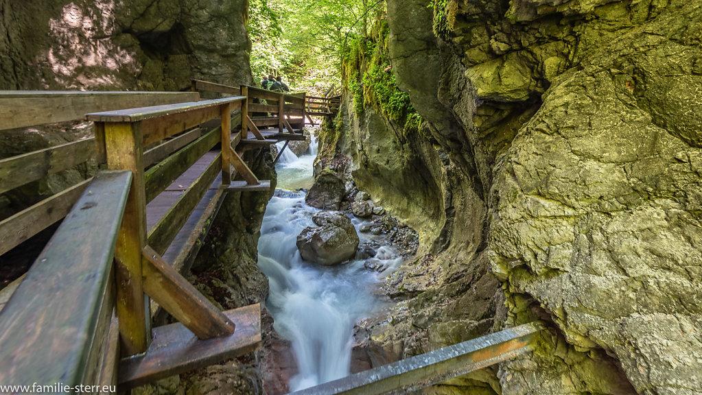 Schluchten / Klammen / Tobel - Canyons
