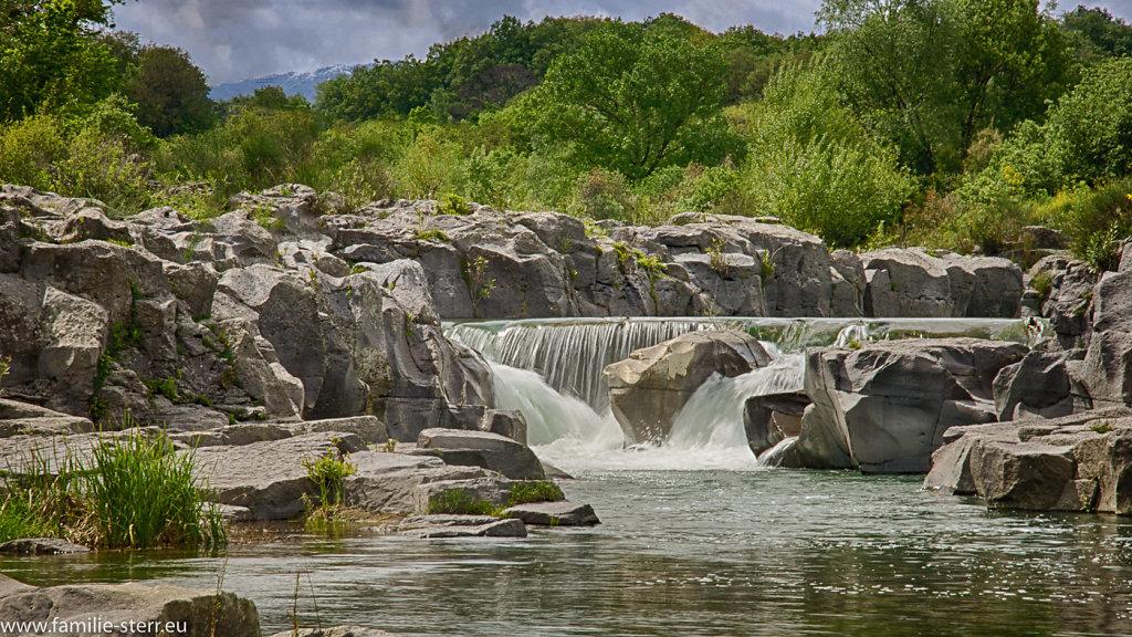 Wasserfälle / Waterfalls