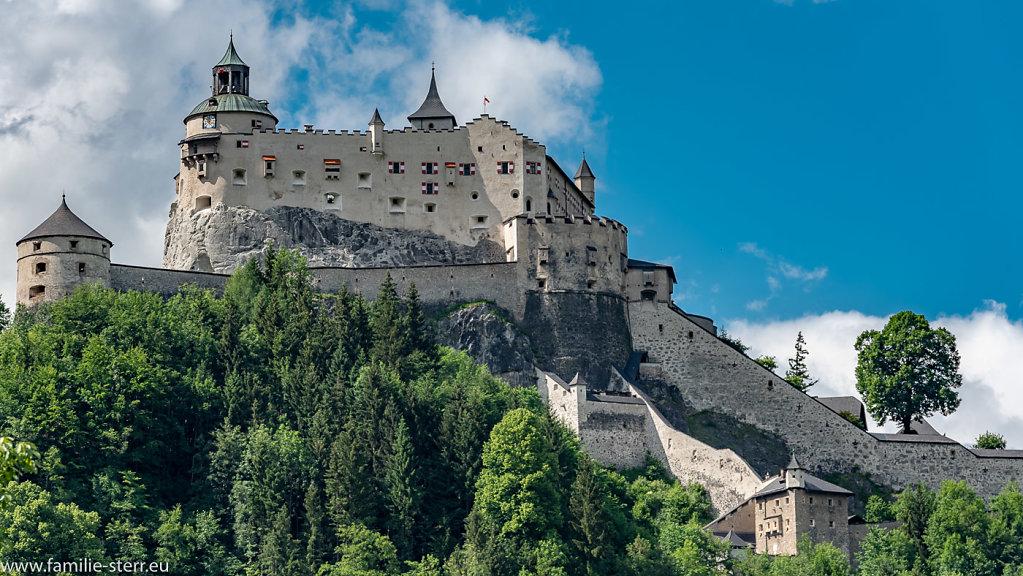 Erlebnisburg Festung Hohenwerfen