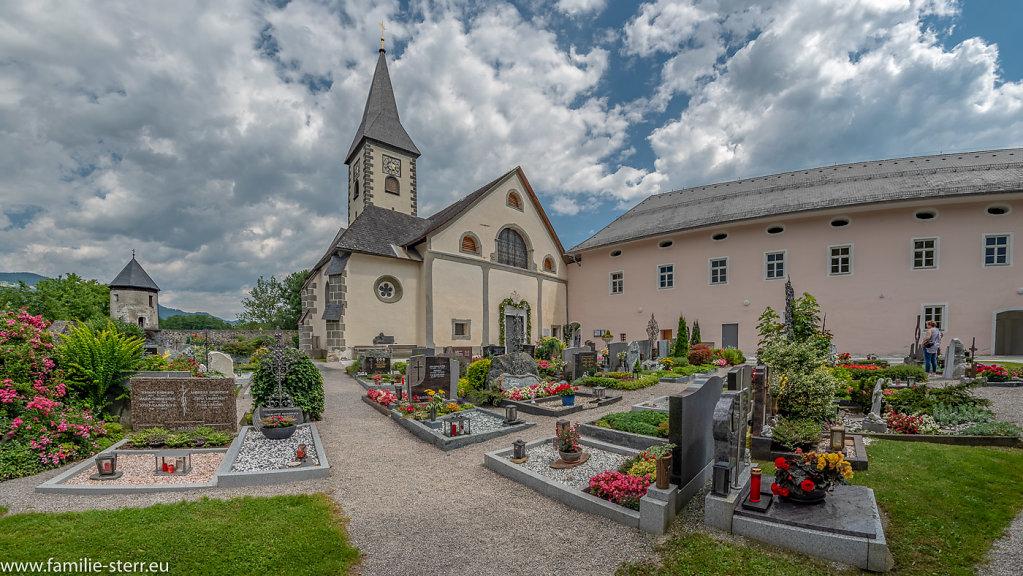 Stiftskirche Ossiach