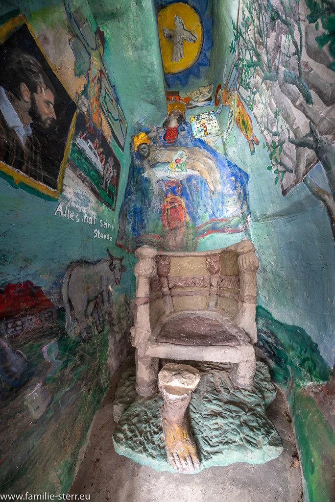 Kapelle auf der Zell
