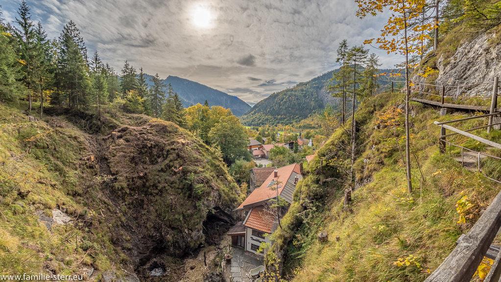 Mühlbach Wasserfall