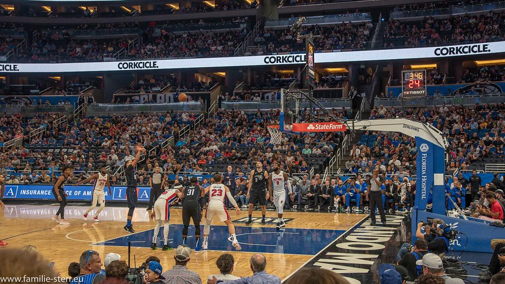 Basketball Orlando Magic