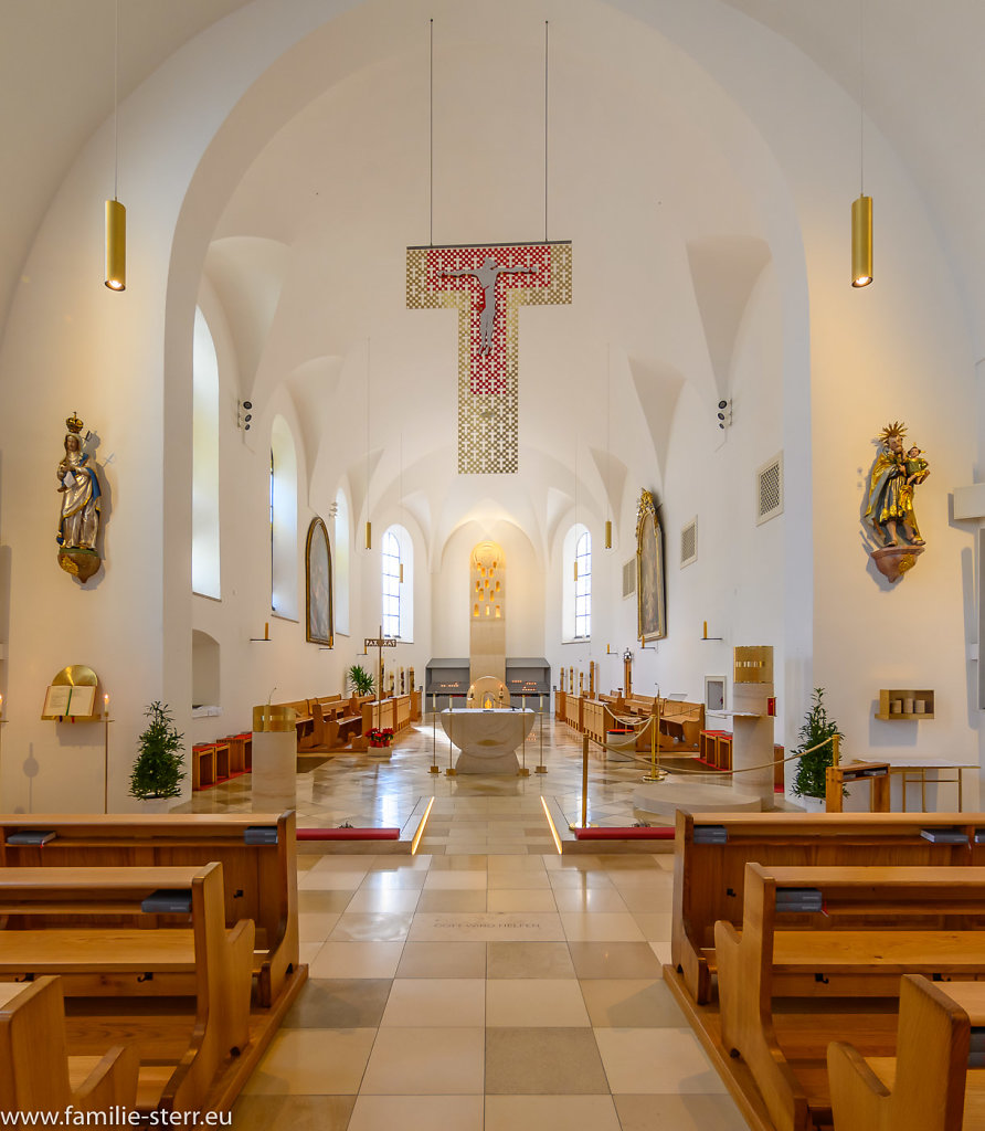 Bruder Konrad Kirche - Altötting