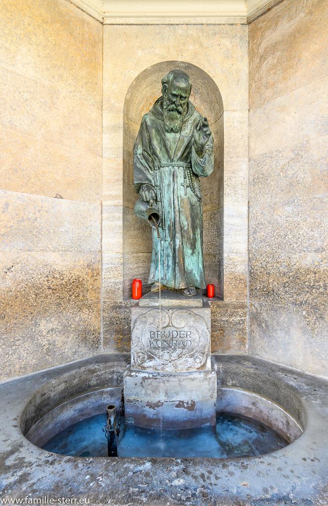 Bruder Konrad Brunnen
