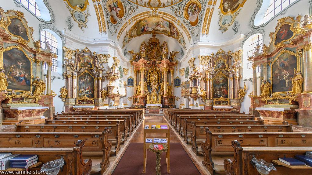 Marienberg Burghausen