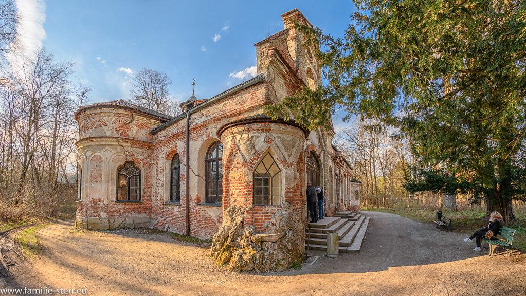 Magdalenenklause Schloss Nymphenburg