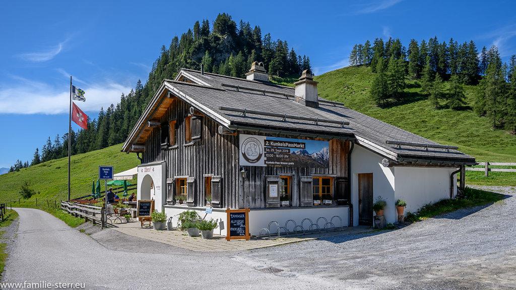 durch die Ostschweiz