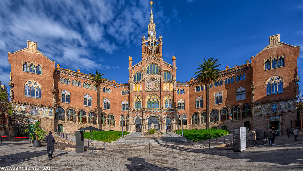 Hospital St Pau Barcelona