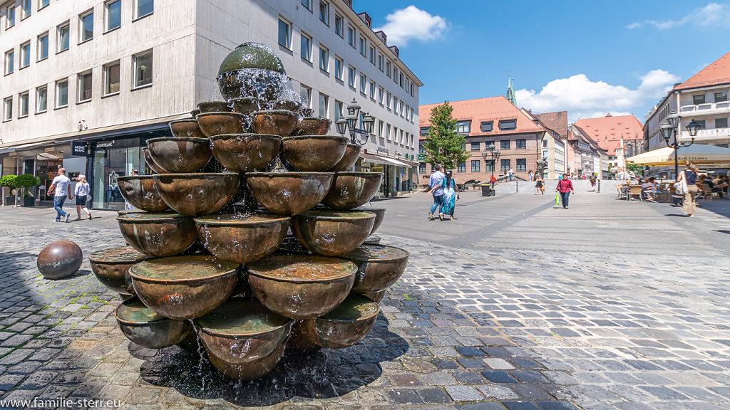 Schalen - Kaskaden - Brunnen