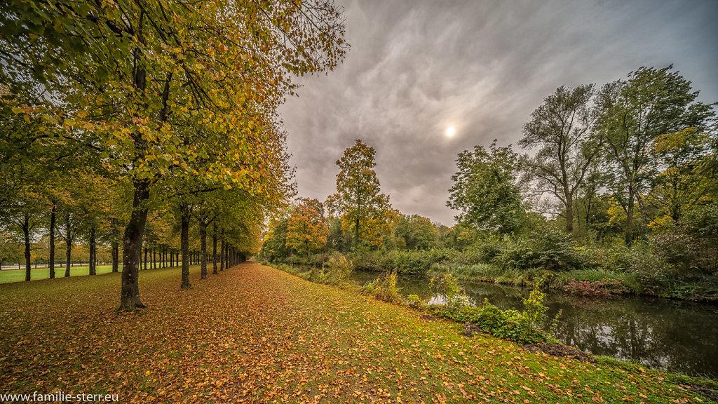 Herbst in Schleissheim
